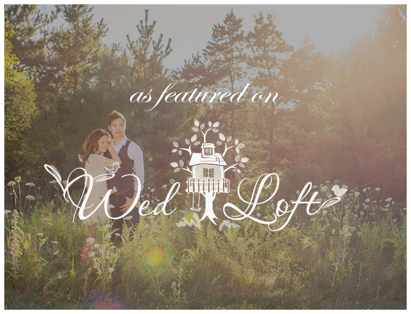 Published on Wedloft: Tomomi & Benson Engagement Session