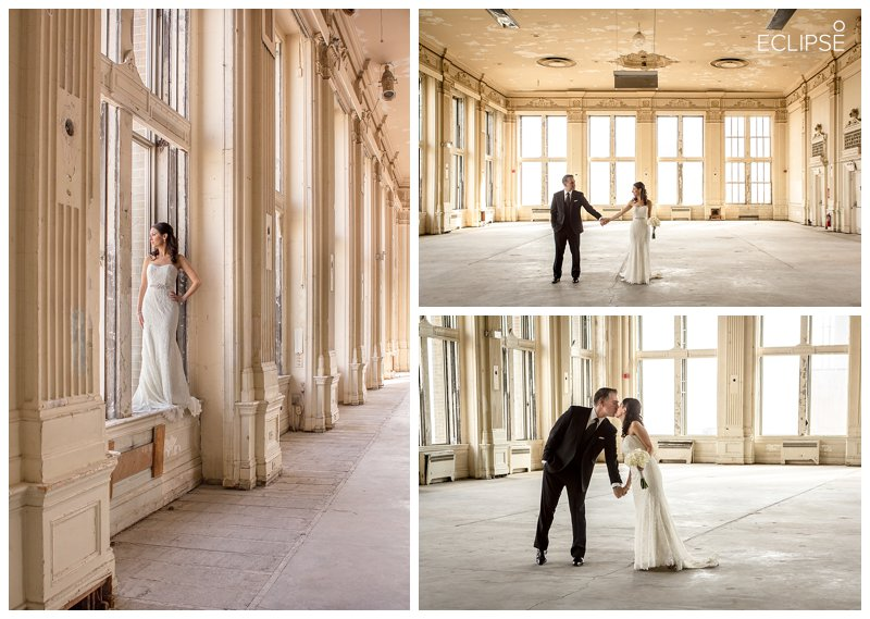 King Edward Hotel & Beth Emeth Yehuda Wedding Photos: Nina & Mark