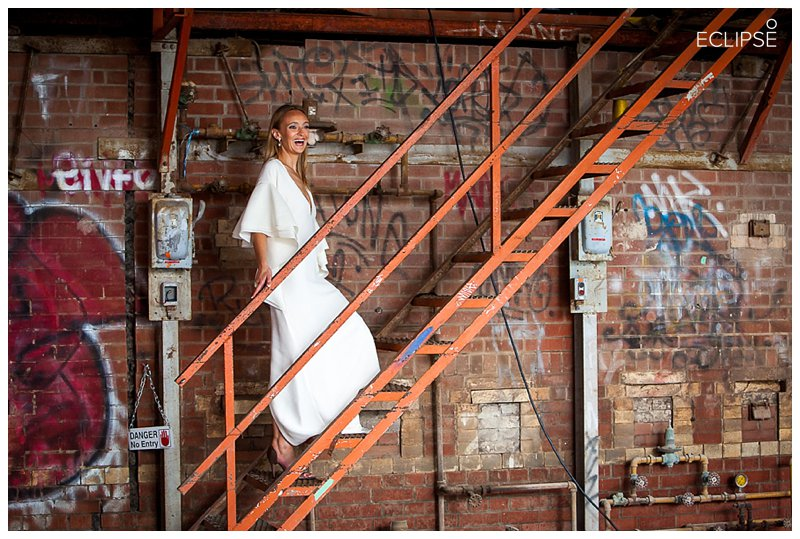 Toronto Evergreen Brick Works Wedding: Heidi & Eric
