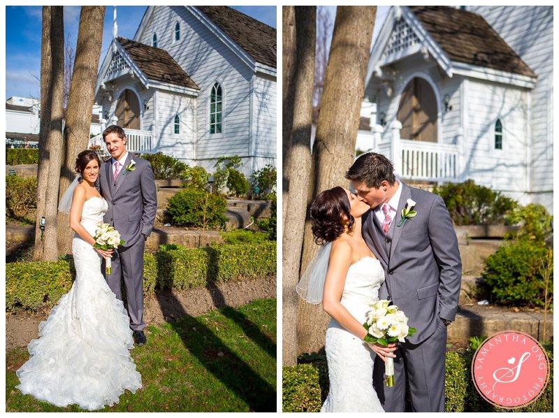 Kleinburg Doctor S House Wedding Photos Pretty Pink Amp Gold
