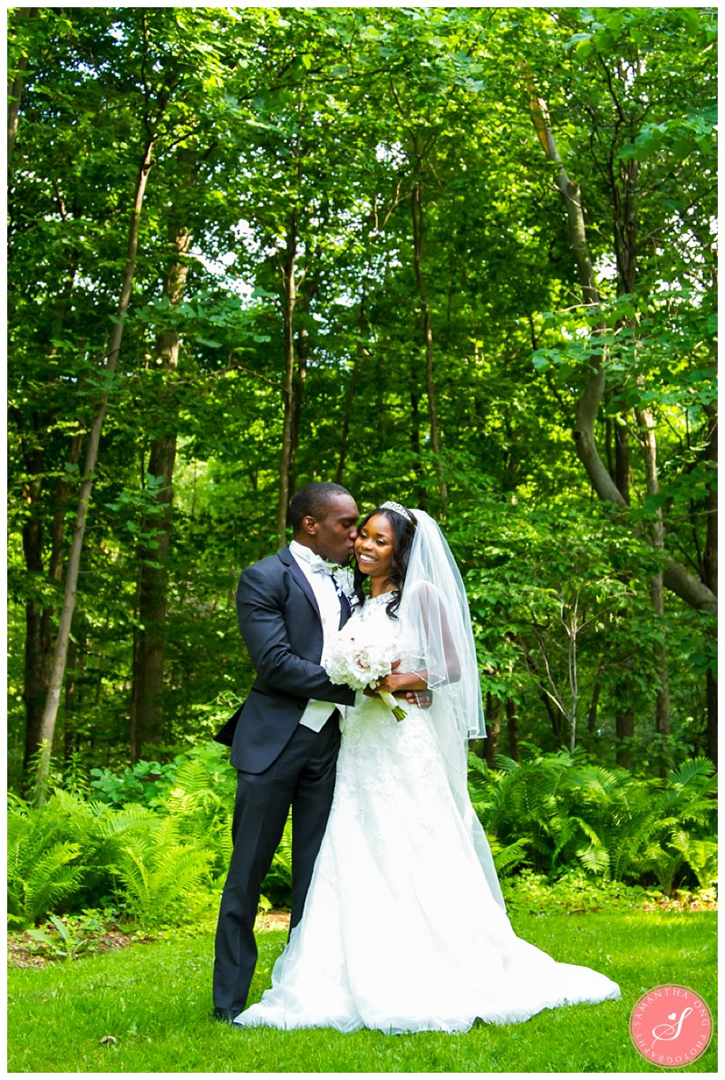 Etobicoke Wedding Photos Humber Arboretum Claireport Place