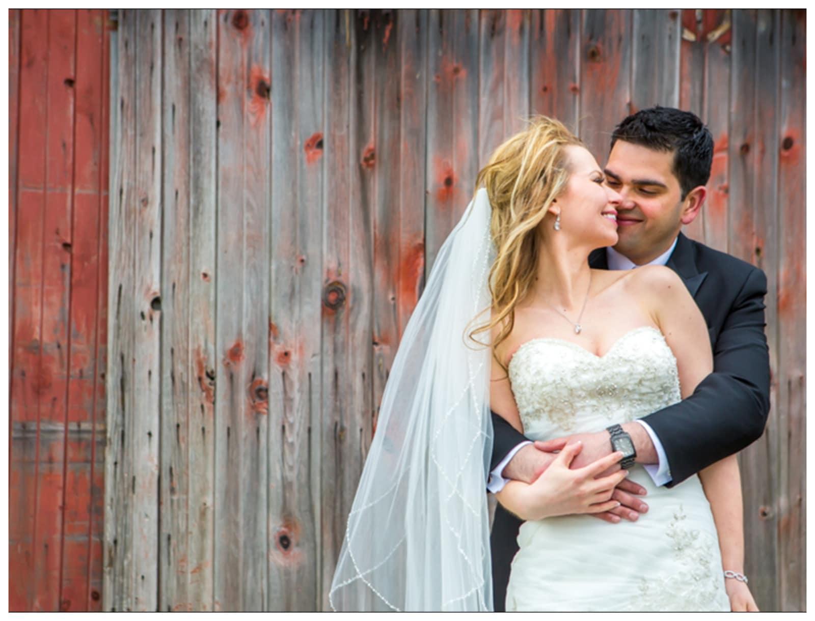 Milton Teatro & Piper's Heath Wedding Photos: Lelja & Mike