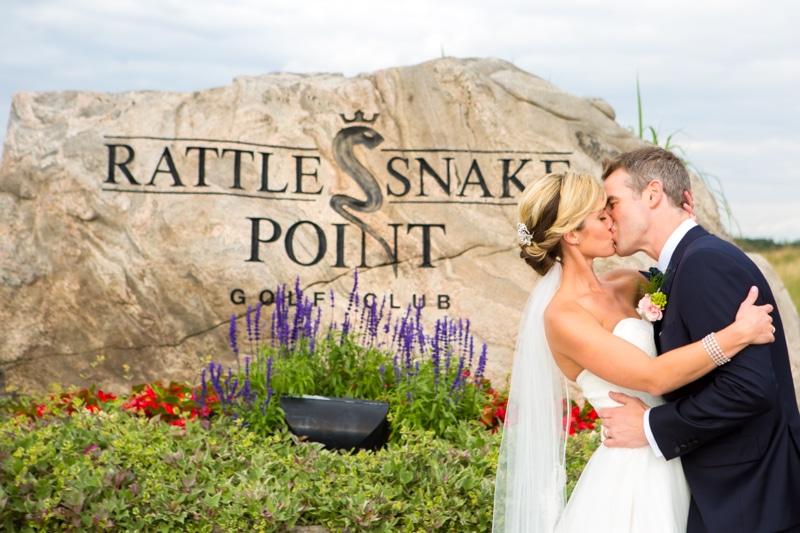 Oakville Rattlesnake Point Golf Club Wedding Photos: Leah & Kevin