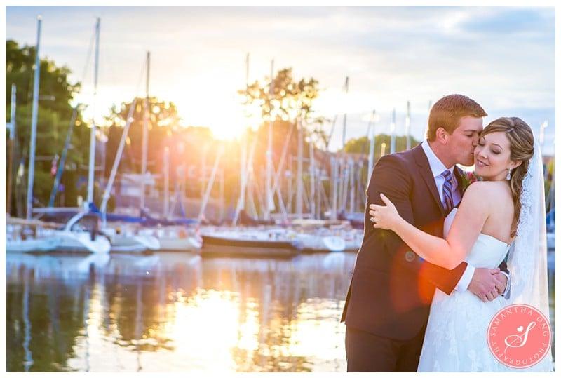 Oakville Wedding Photos at The Meeting House & Lakeside Park: Rachel & Devin