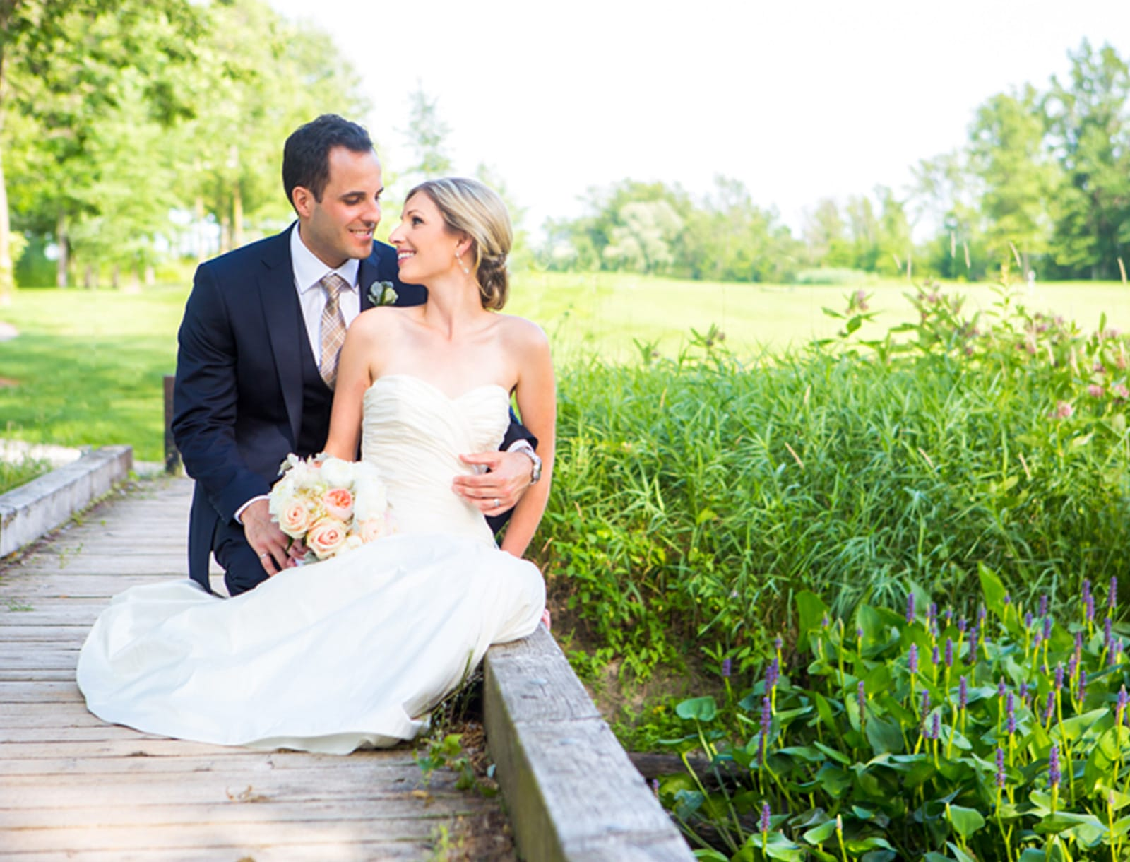 Legends on the Niagara Wedding Photos (Niagara-On-The-Lake): Jenna & Jarrod
