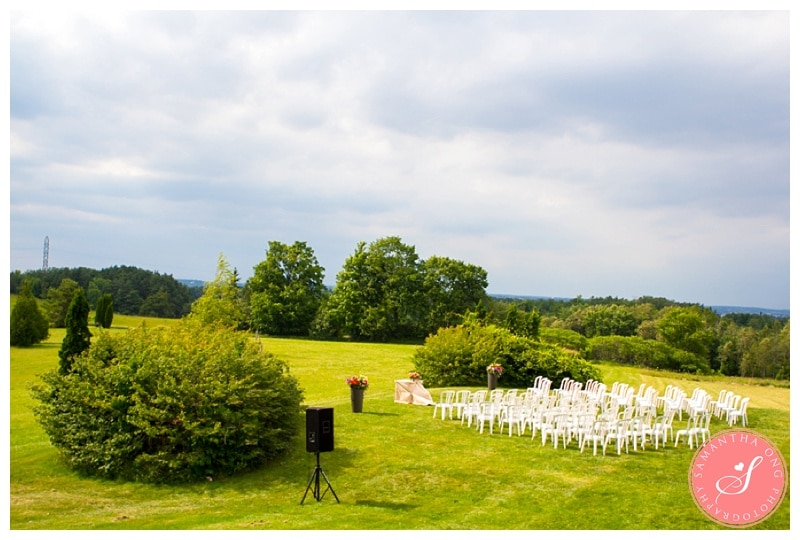 Waterstone Estate Wedding Photos