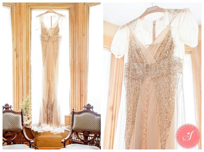 Beamer Falls Manor Wedding: Erin & Michael