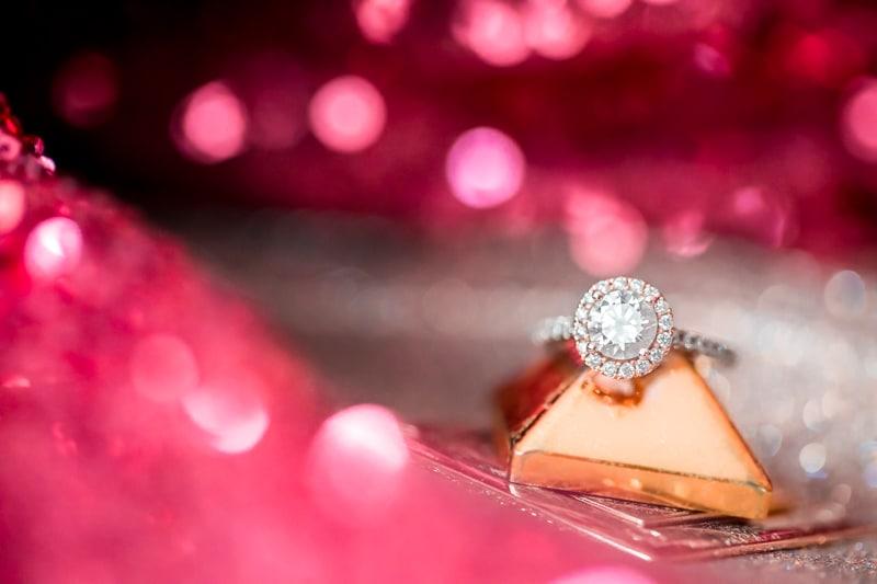 Pink-Rose-Gold-Halo-Engagement-Ring-Toronto-Photos-1