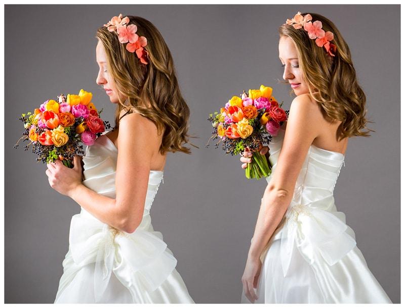 Romantic Spring Bridal Shoot with Papilio Boutique