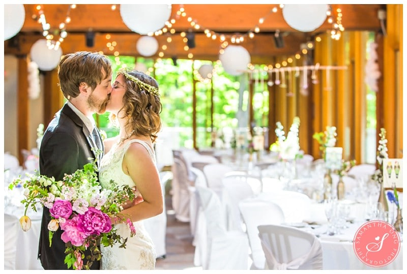 Woodbridge Kortright Centre for Conservation Wedding Photos: Katrina & Sean
