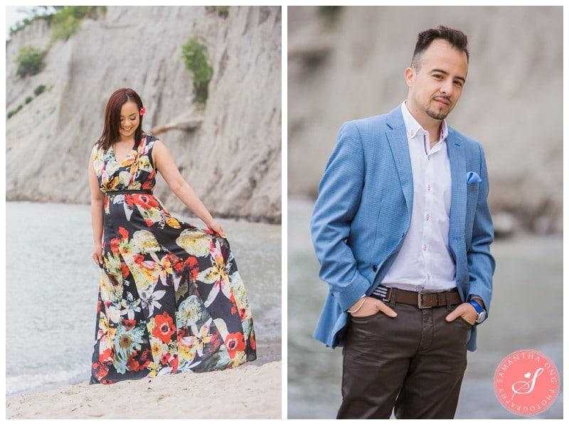 Scarborough-Bluffs-Beach-Cliff-Engagement-Photos-10