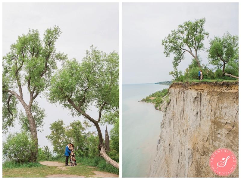 Scarborough-Bluffs-Beach-Cliff-Engagement-Photos-15