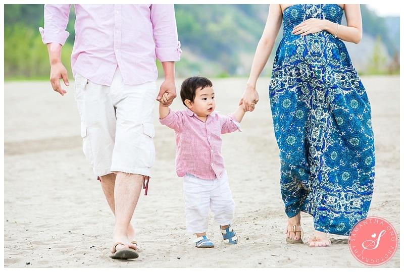 Toronto Maternity Photos: Takako, Jerriet & Keisuke