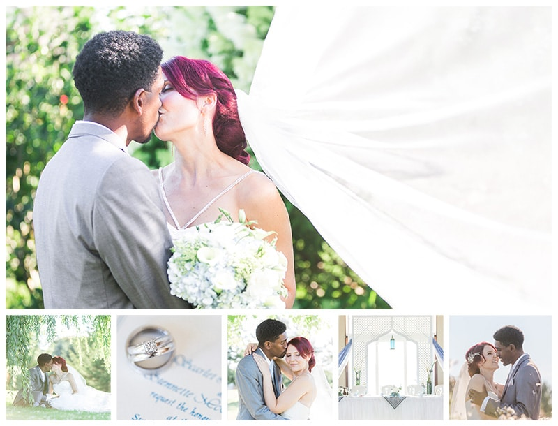 Ajax Deer Creek Golf Course Wedding Photos: Scarlet & Stennette