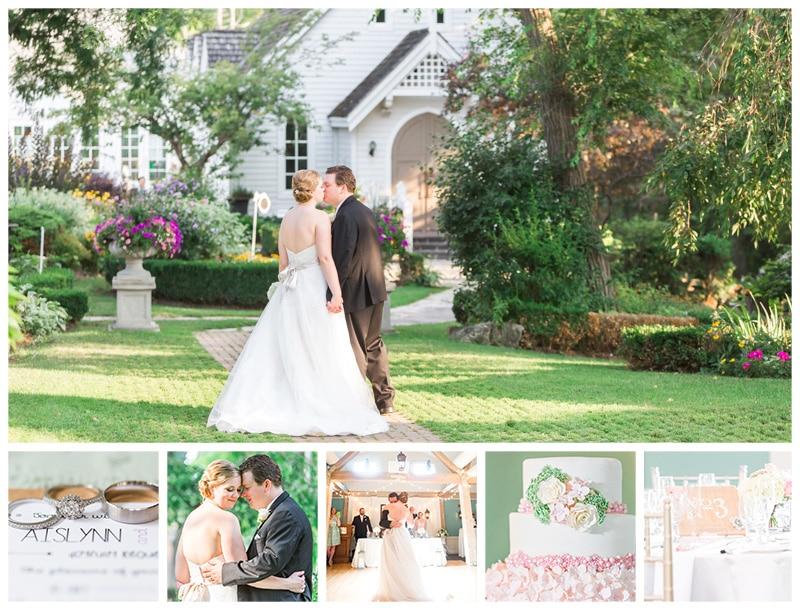 Kleinburg Doctor's House Wedding Photos: Aislynn + Ryan
