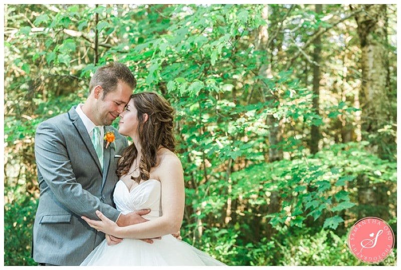 Lake Of Bays Cottage Wedding Photos Muskoka Summer Natural