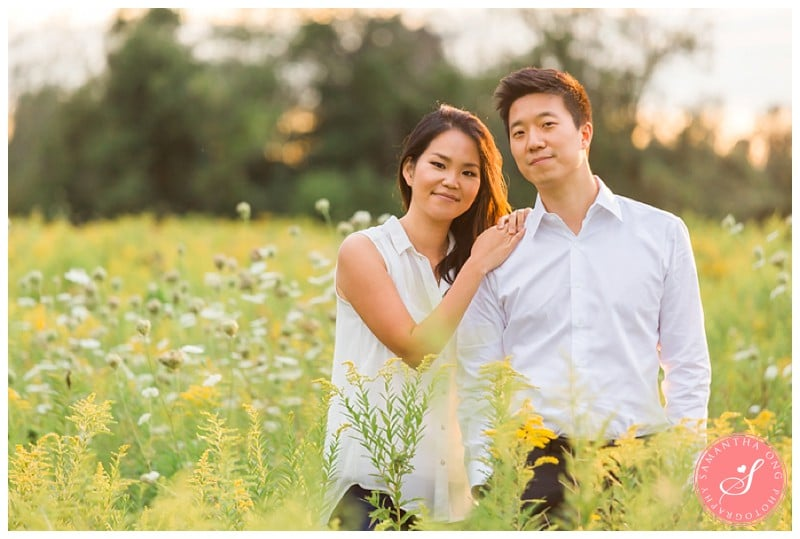 Pickering-Summer-Engagement-Photos-Fields-Flowers-Sunset-08