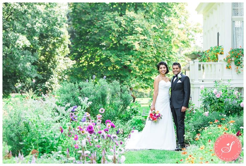 Toronto Spadina Museum Markham Wedding Photos