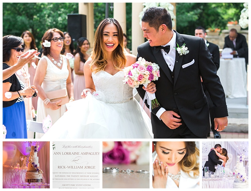 Vaughan Ascott Parc Wedding Photos: Ann + Will