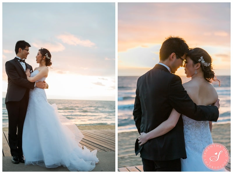 Melbourne-St-Kilda-Beach-Sunset-Encore-Wedding-Photos-06