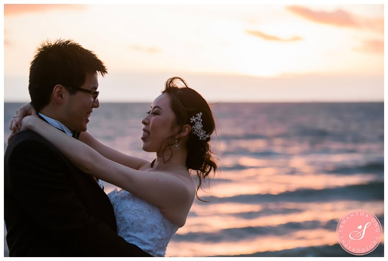 Melbourne-St-Kilda-Beach-Sunset-Encore-Wedding-Photos-10