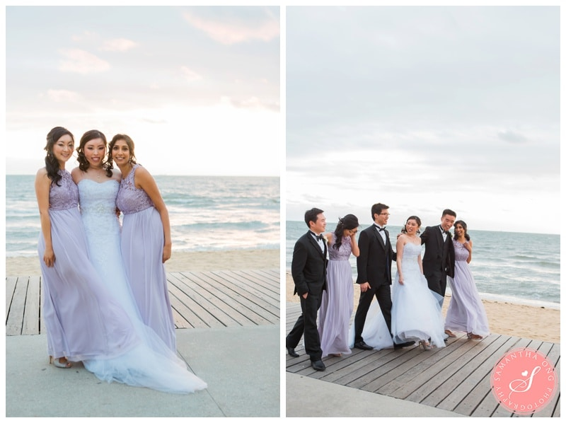 Melbourne-St-Kilda-Beach-Sunset-Encore-Wedding-Photos-11