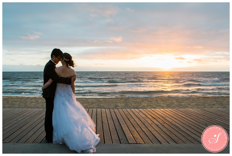 Melbourne-St-Kilda-Beach-Sunset-Encore-Wedding-Photos-13