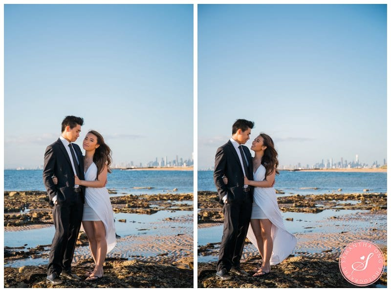 Romantic-Melbourne-Brighton-Beach-Prewedding-Engagement-Photos-12