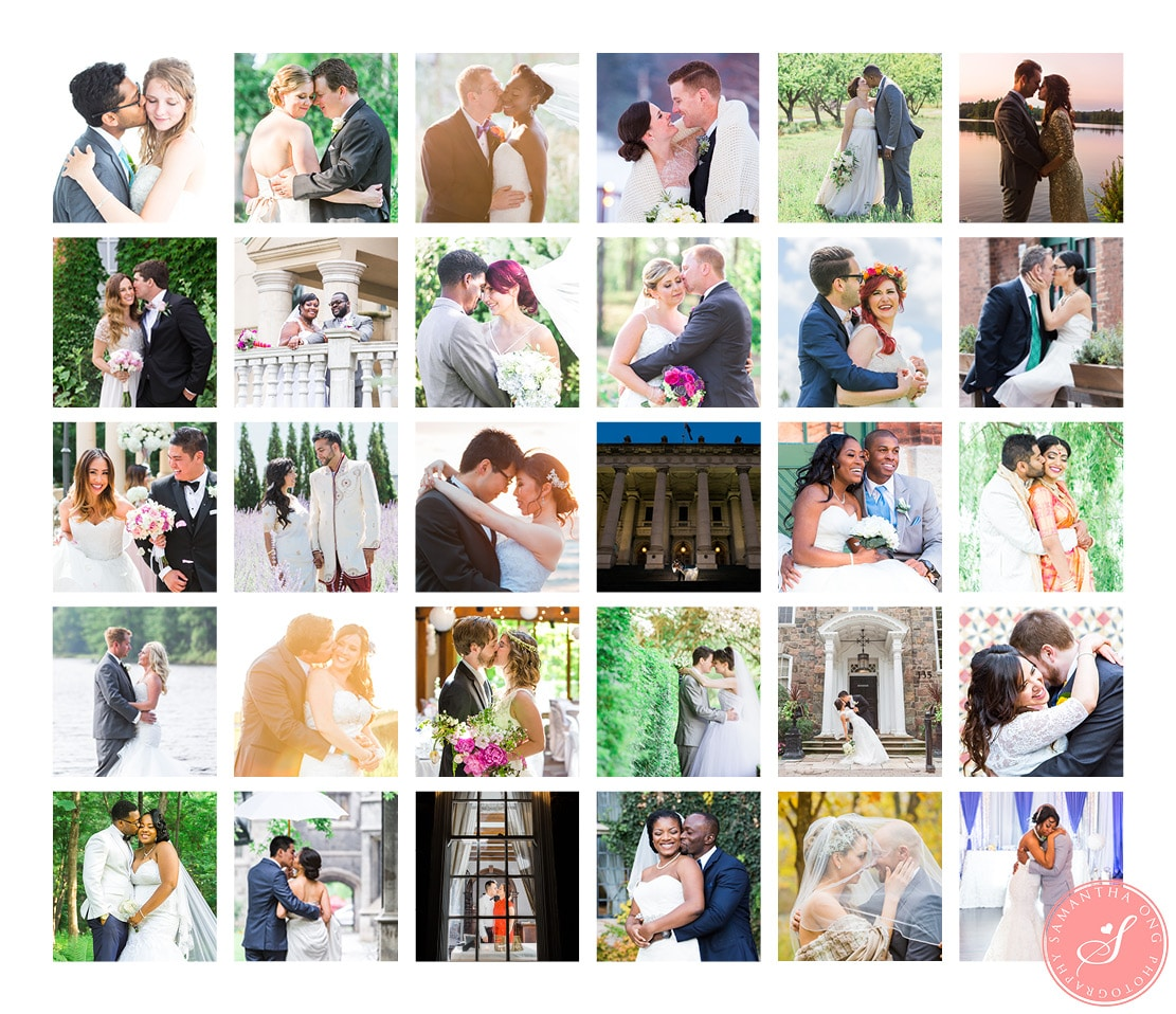 Being a Wedding Photographer: 2015 A Year in Review