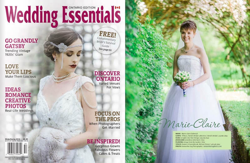 Wedding Essentials Magazine Wedding Photographers