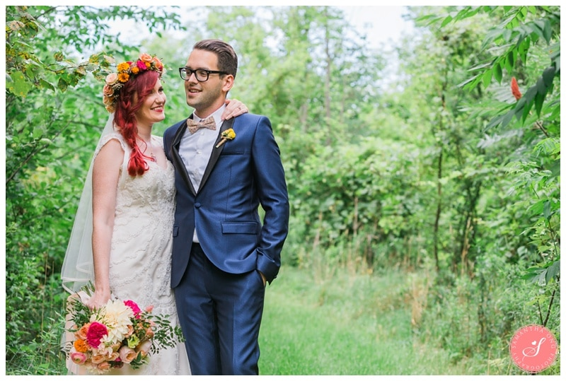 Collingwood Cottage Wedding Photos