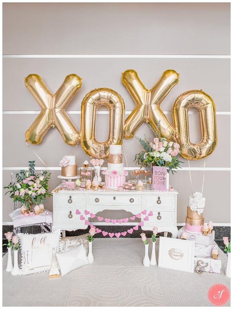 Pink-Gold-Wedding-Dessert-Cake-Table-Macaron-Cupcake-Toronto-1