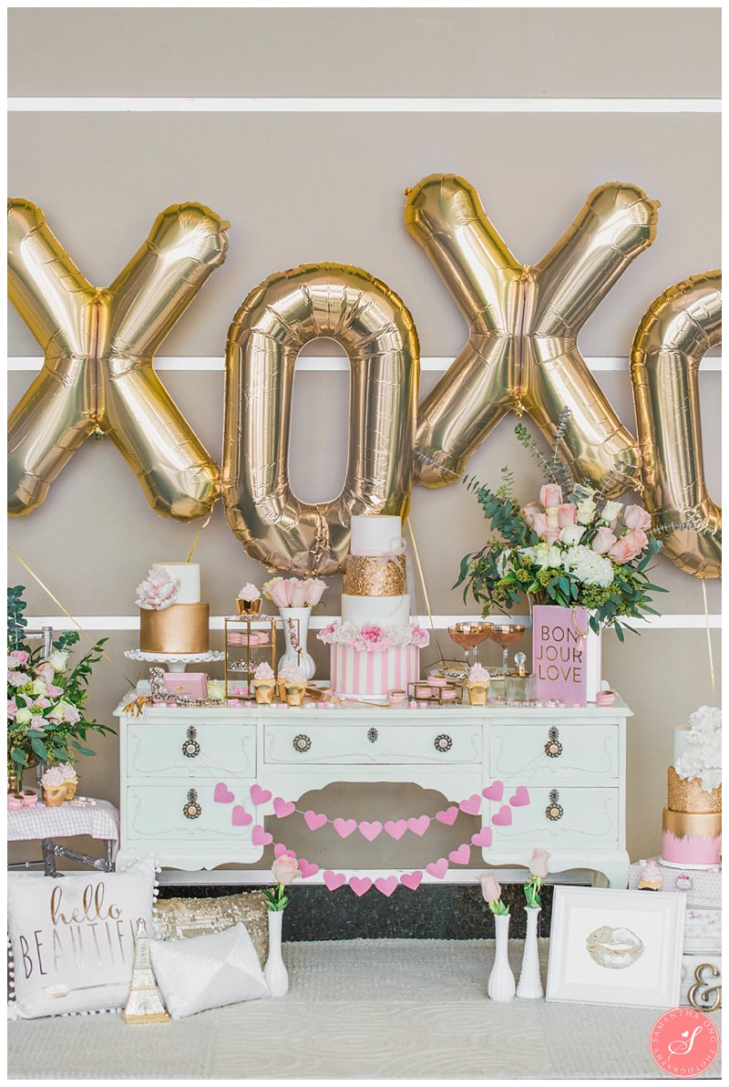 Pink-Gold-Wedding-Dessert-Cake-Table-Macaron-Cupcake-Toronto-11