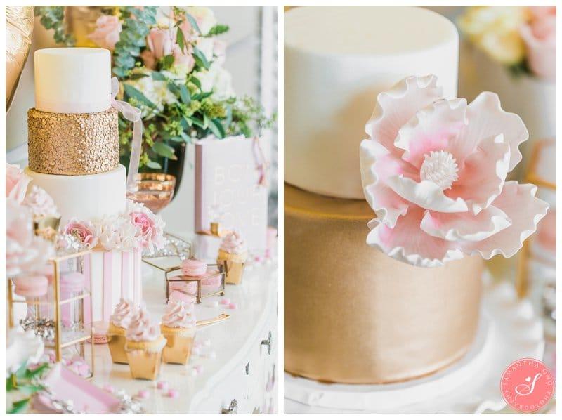 Pink-Gold-Wedding-Dessert-Cake-Table-Macaron-Cupcake-Toronto-12