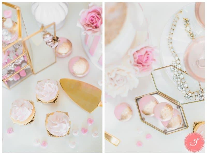 Pink-Gold-Wedding-Dessert-Cake-Table-Macaron-Cupcake-Toronto-15