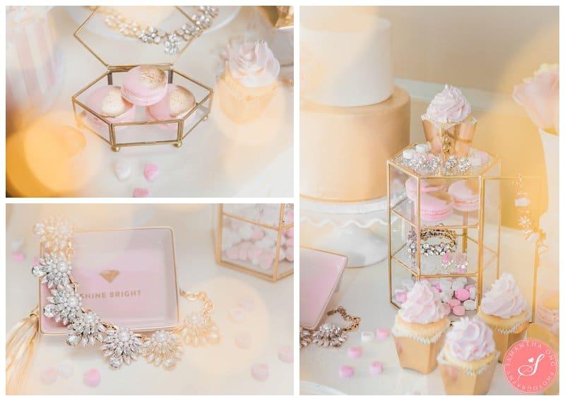 Pink-Gold-Wedding-Dessert-Cake-Table-Macaron-Cupcake-Toronto-19
