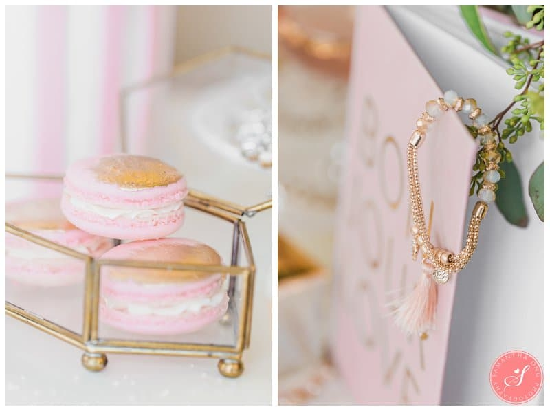 Pink-Gold-Wedding-Dessert-Cake-Table-Macaron-Cupcake-Toronto-6