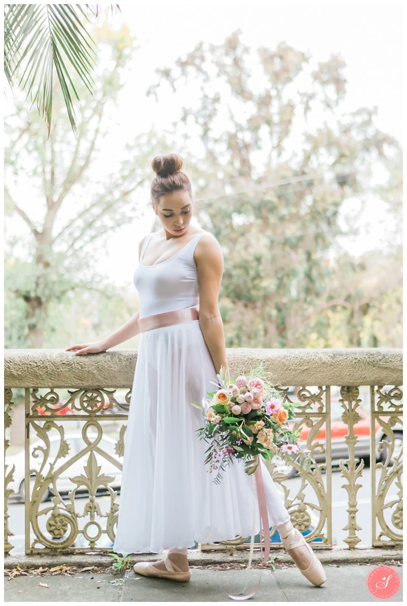 Romantic Melbourne Wedding Photos Ethereal French Ballet