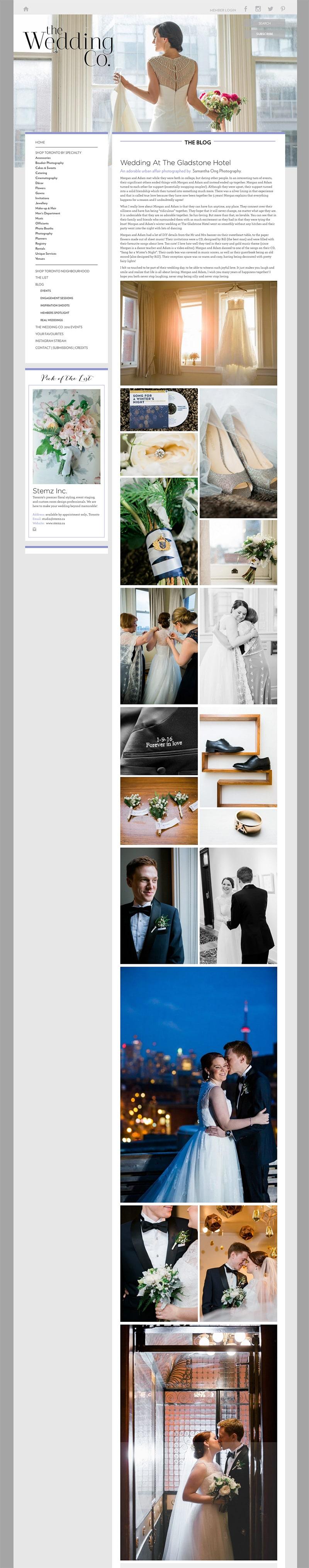 theweddingco-wedding-gladstone-hotel-winter-photos