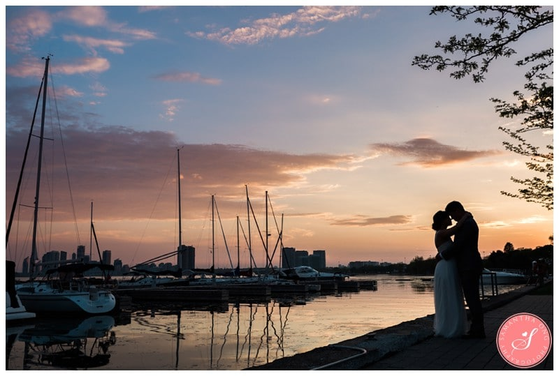 Toronto Boulevard Club Wedding Photos Beautiful Summer Waterfront