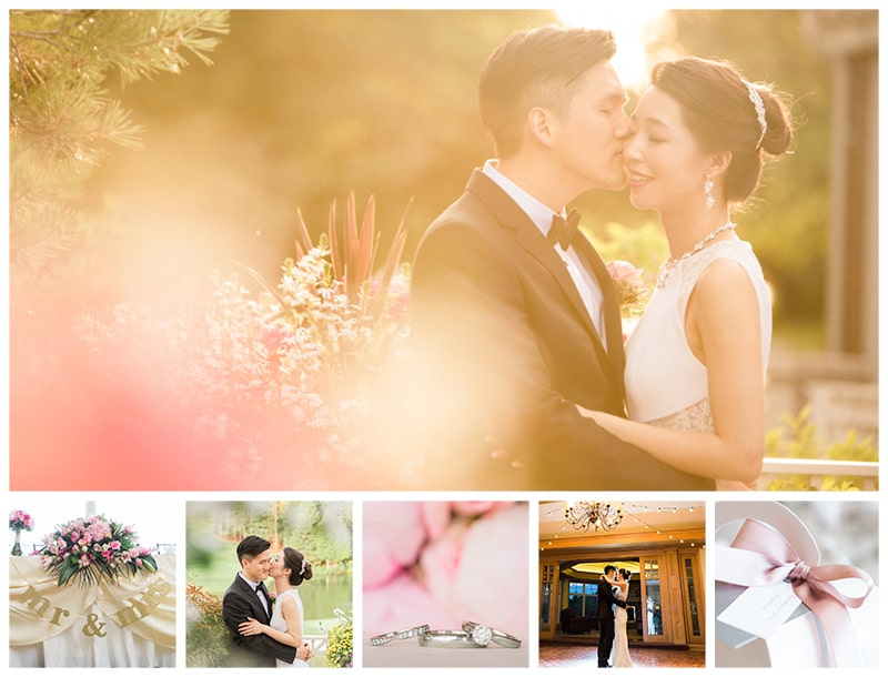 An Intimate Wedding Affair at King Valley Golf Club: Kelly + Laurence