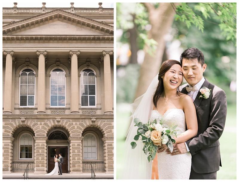 An Intimate Toronto City Hall Wedding Margaret Jong