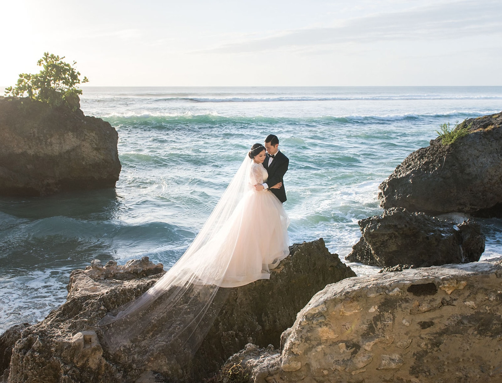 Our Wedding Day Photos in Bali: Samantha + Elliott
