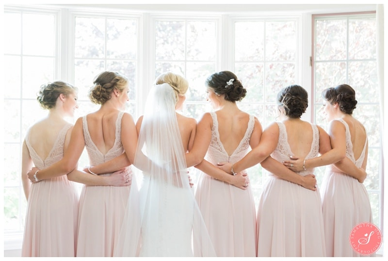 Glenerin-Inn-Mississauga-Romantic-Summer-Wedding-Photos-15-Bridesmaids
