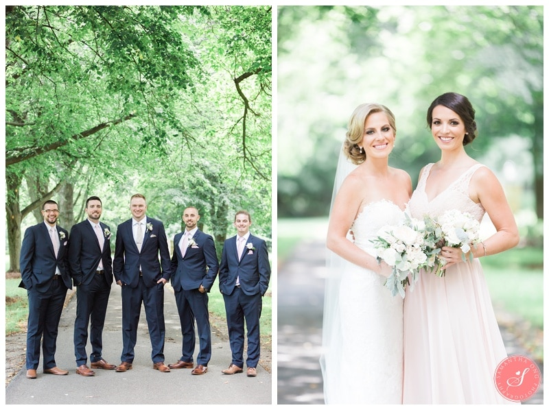 Glenerin-Inn-Mississauga-Romantic-Summer-Wedding-Photos-34-Bridal-Party-Portraits