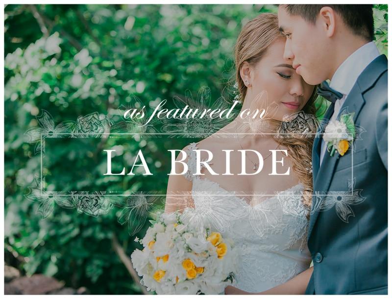 Featured on La Bride Australian Wedding Blog: Trang & Tung