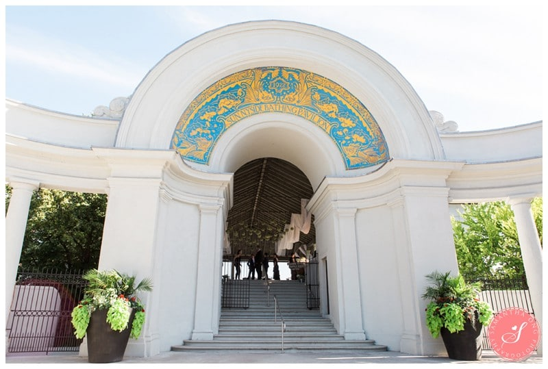 Toronto Sunnyside Pavilion Lakeside Wedding Photos 1