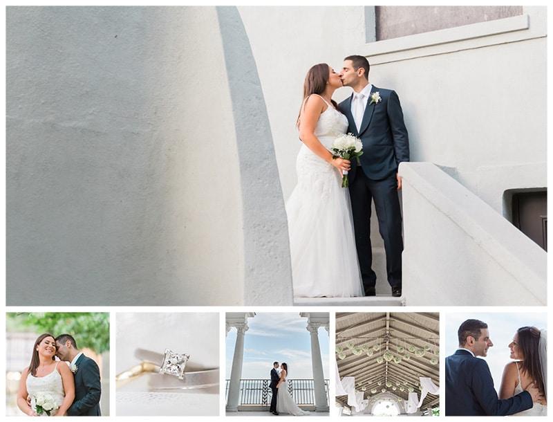 Toronto Sunnyside Pavilion Wedding
