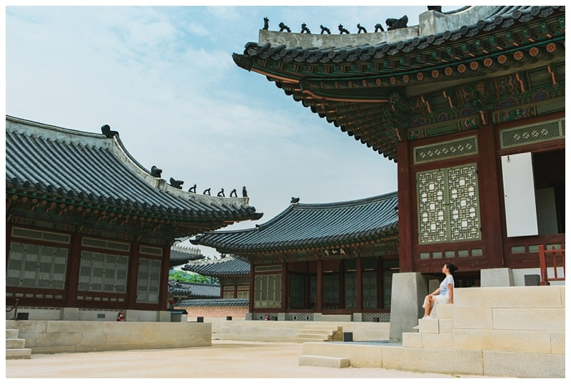 Our Mini-Moon to Seoul: Part 1 (Gyeongbokgung: Royal Palace)
