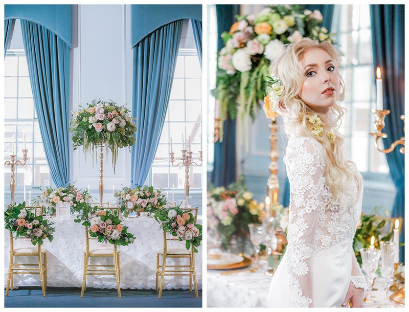 A Disney Fairytale Wedding: Once Upon A Time (As Seen on WedLuxe)